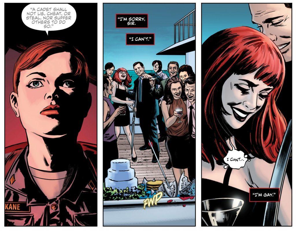 Batwoman REBIRTH #1 Review: Past, Present, Future