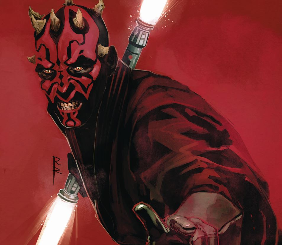 Darth Maul #1 Review: Savage, but Lacking Substance