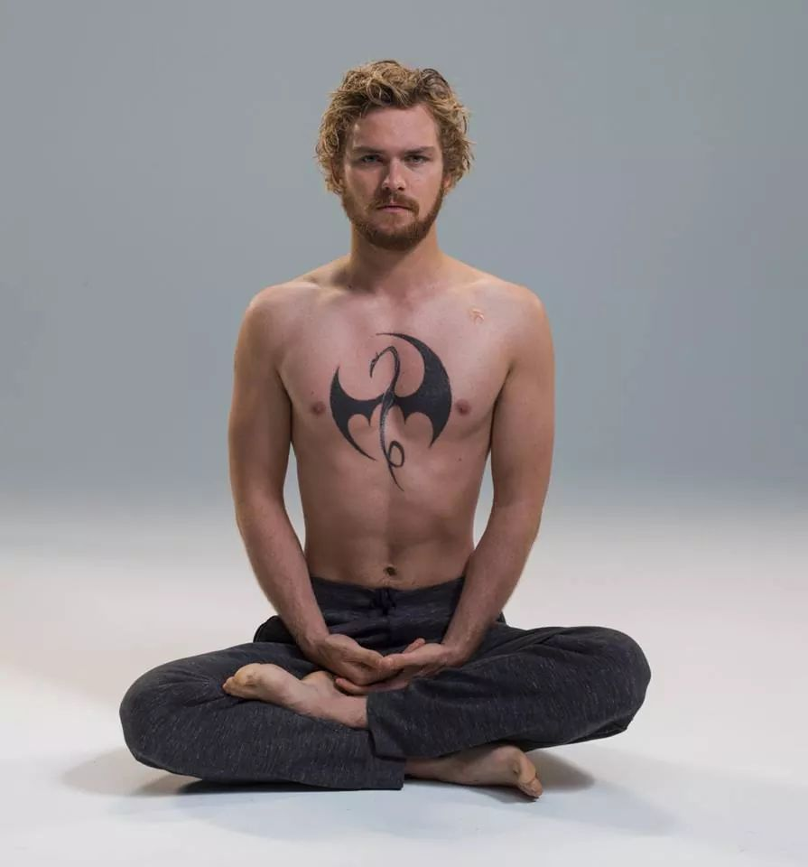Danny Rand Gathers His Chi in New IRON FIST Images