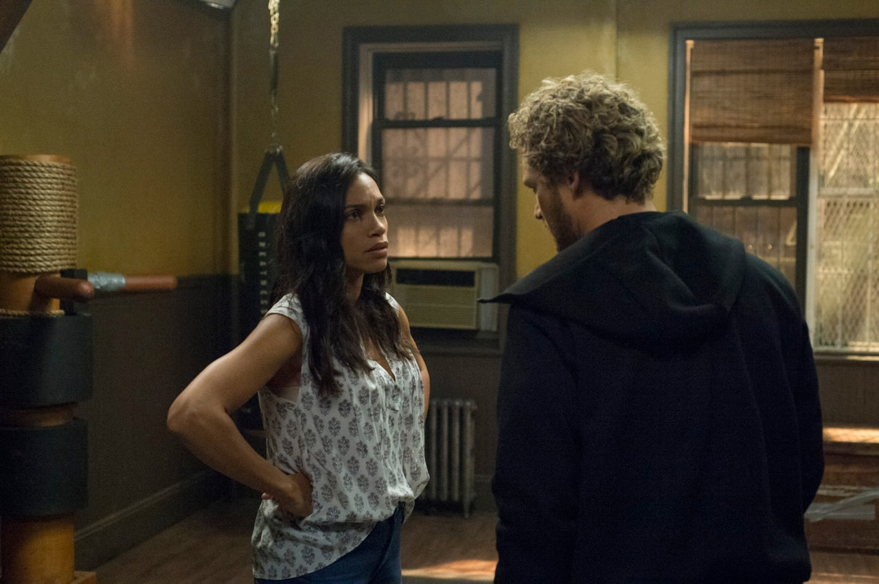 23 New Hi-Resolution Stills from Marvel's Iron Fist TV Series!