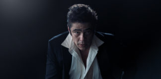 Is This Benicio del Toro's Mystery Star Wars Character?