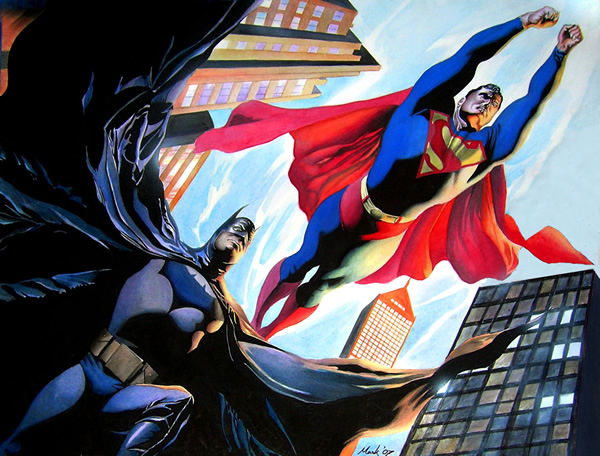 Five of the Best Superhero Team-ups of All Time!