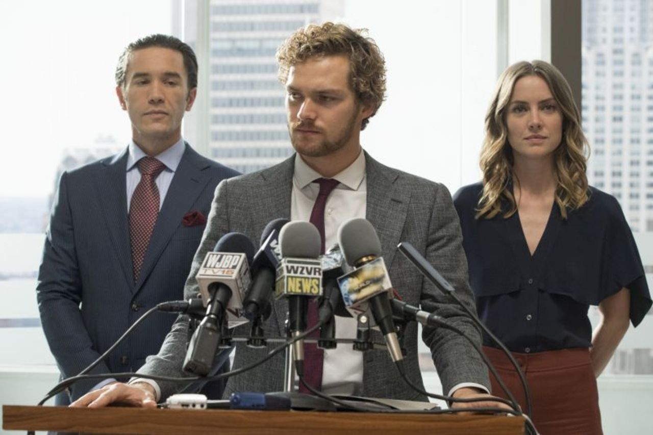 Review: Iron Fist on Netflix (First Four Episodes)