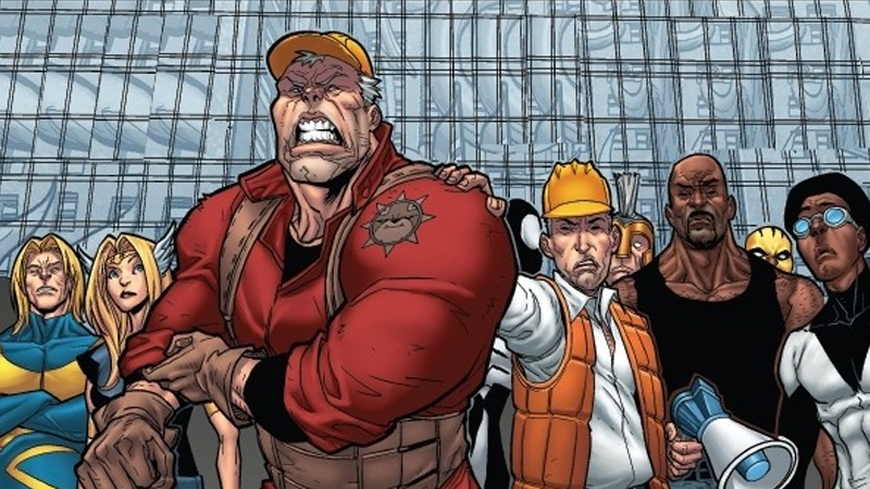 This Classic Clean-up Crew Is Also Appearing In Spider-Man: Homecoming