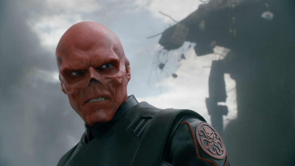 The Red Skull Cometh... Again... Maybe!