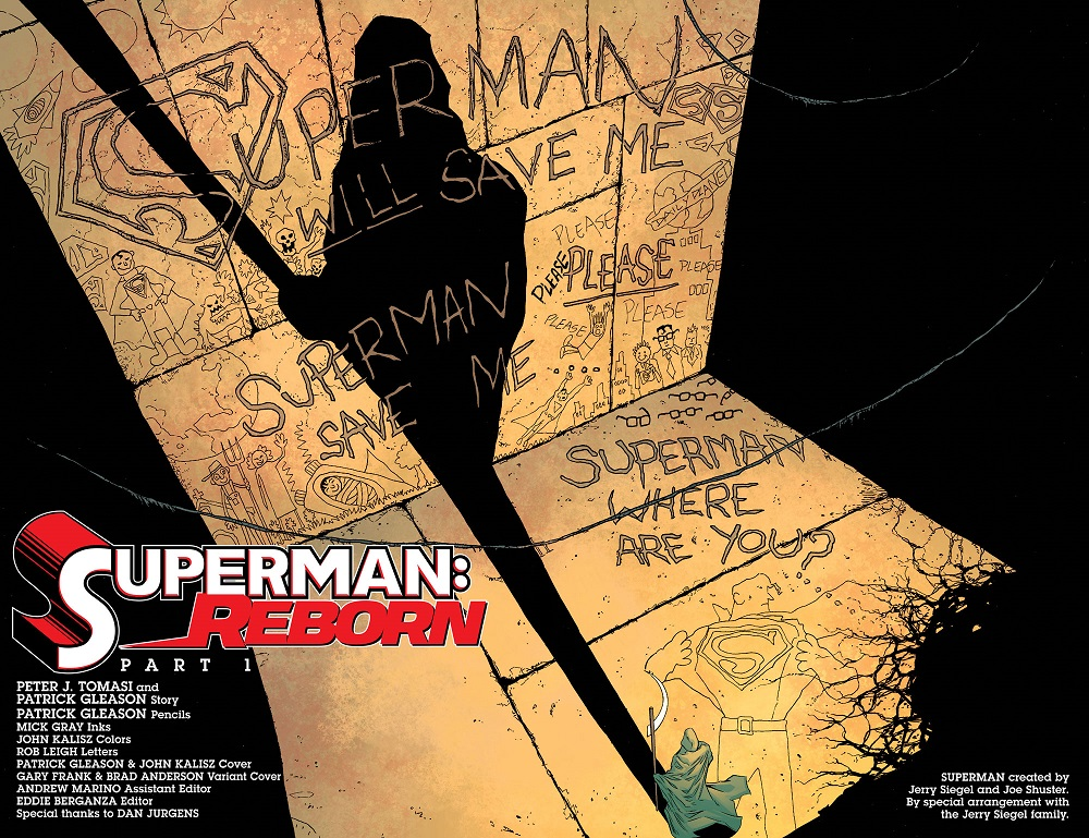 Superman #18 and Action Comics #975 (Superman Reborn) Review: Holy $#*%!