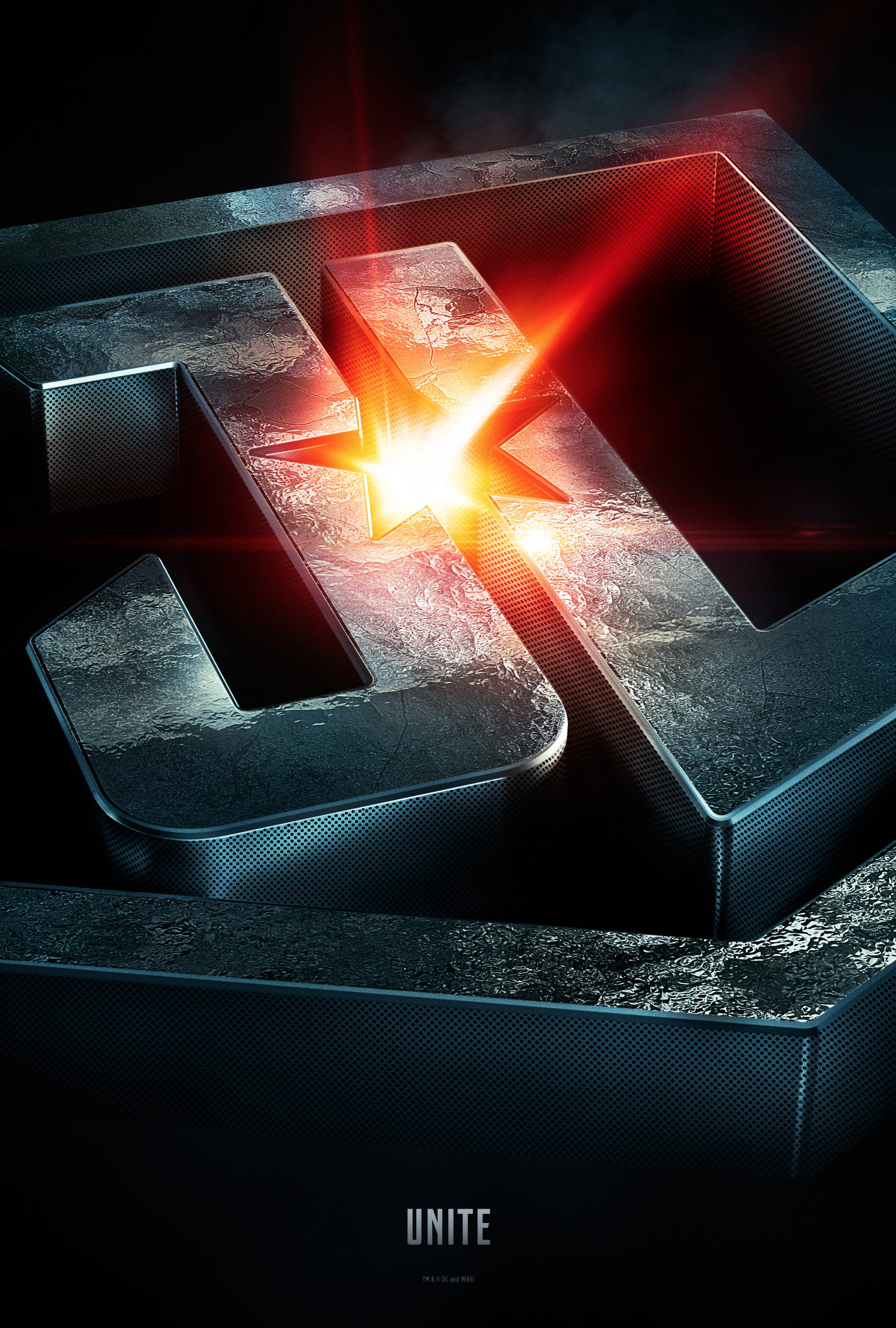 New JUSTICE LEAGUE Teaser Poster Beseeches the Heroes to UNITE!