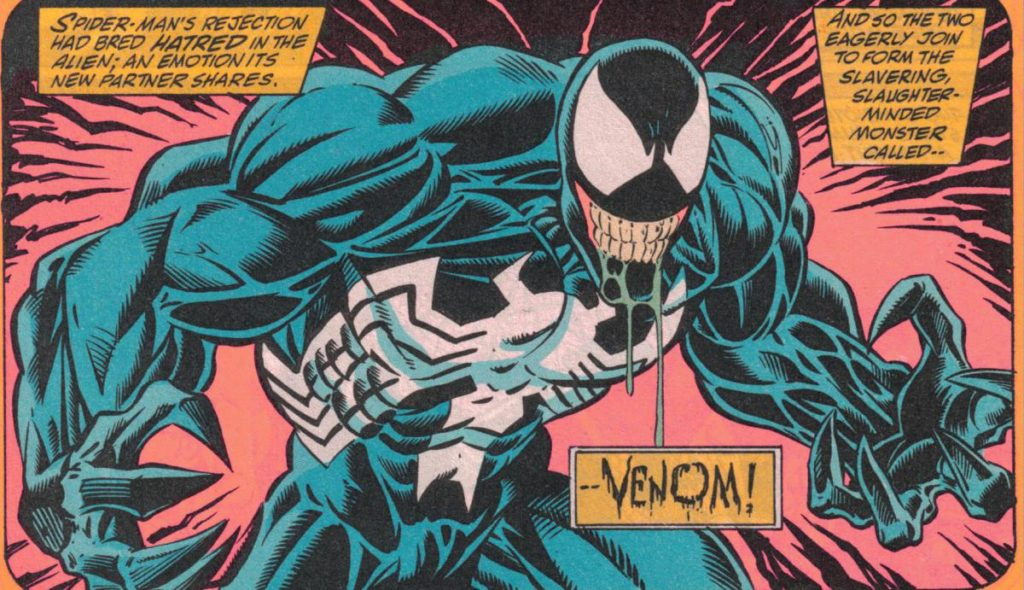 Who Should Play Venom? (10 Actors Who Could Host a Malevolent Symbiote)