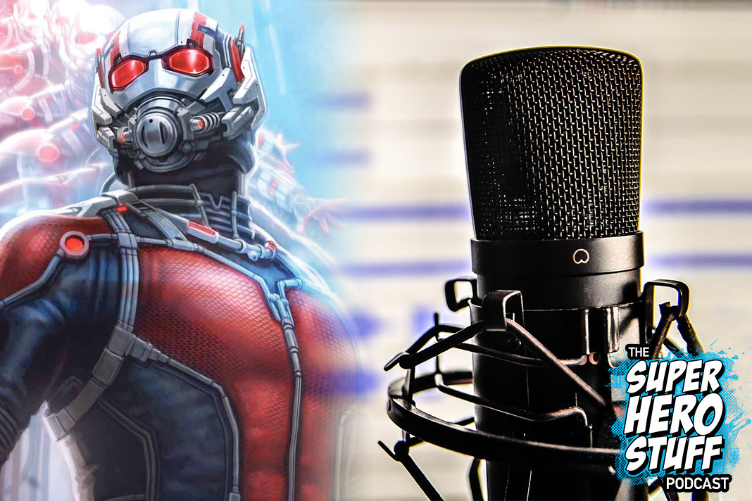 Ant-Man Podcast Review