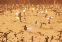 Attack of the Clones Battle
