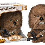 Chewbacca Funko Fabrikations Figure