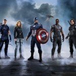 Civil War Captain America's side