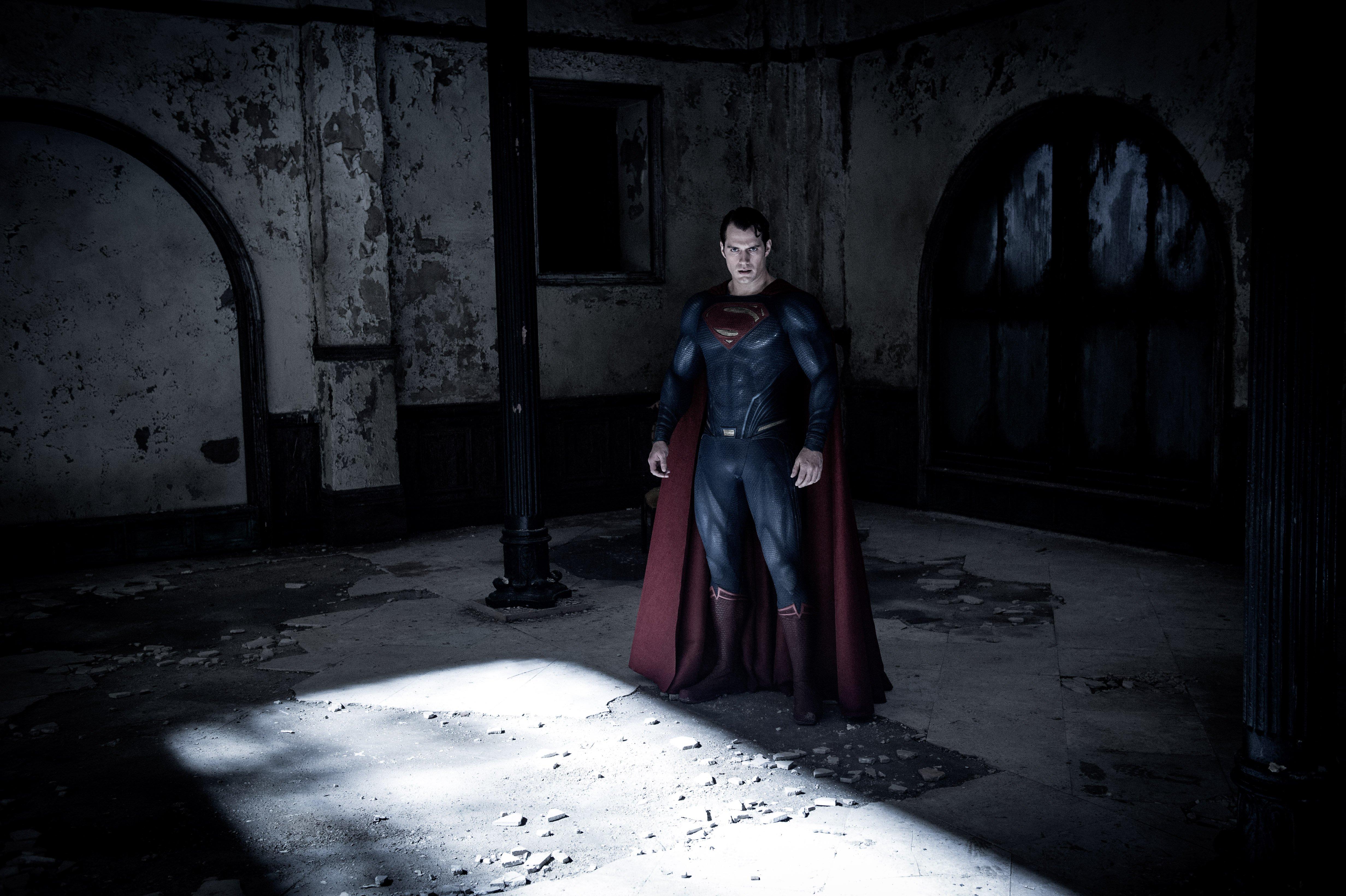 Superman, Building Inspector!