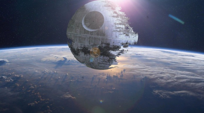 Incomplete Death Star