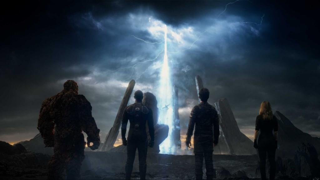 Fantastic-Four-Trailer-Team Shot