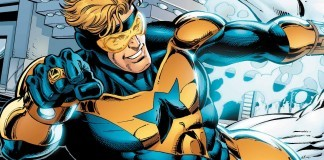 Nathan Fillion eyeing Booster Gold?