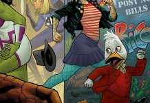 Howard the Duck #5 Detail