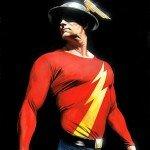 Jay Garrick as the Flash, by Alex Ross!