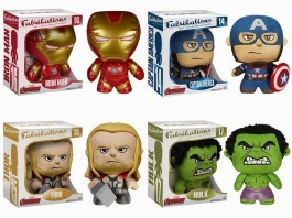 Age of Ultron Fabrikations Assortment