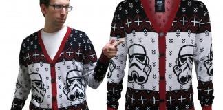 Star Wars Cardigan