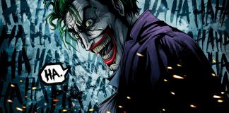 An image of DC Comics' Clown Prince of Crime, the Joker!