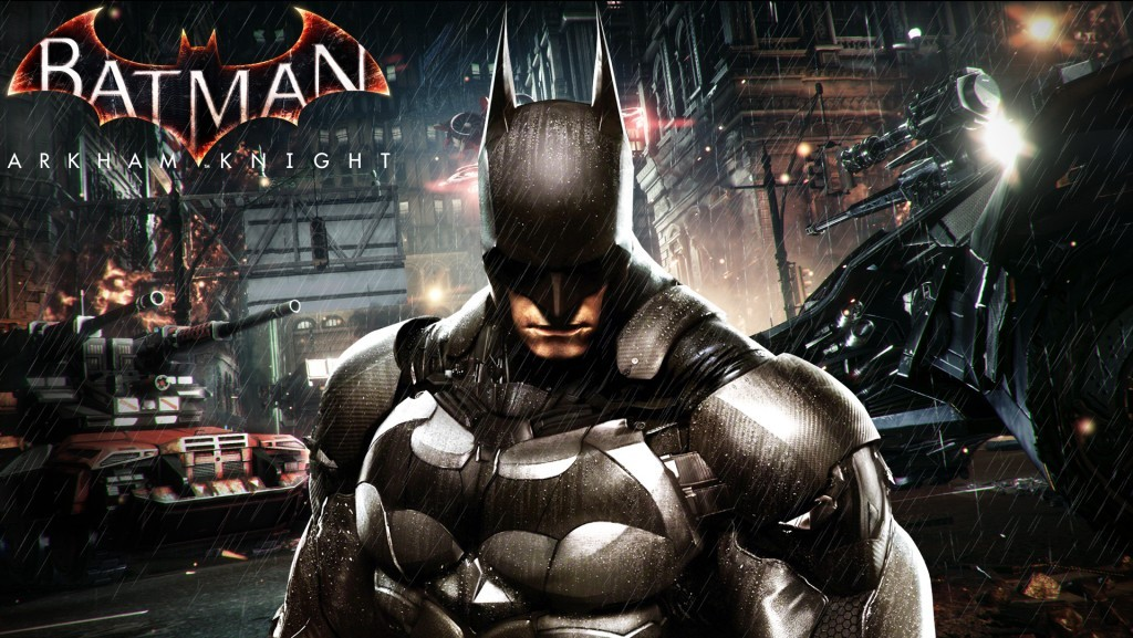 Batman's looking suave in Arkham Knight!