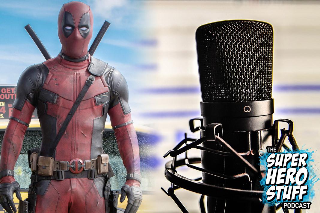 Comic Con 2015 Podcast