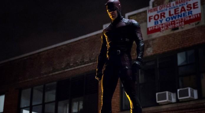 Daredevil Season 2 Costume Teaser