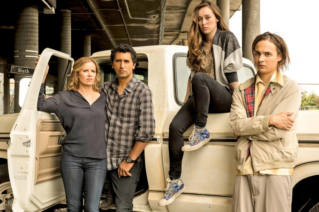 AMC's brand new show, Fear The Walking Dead!