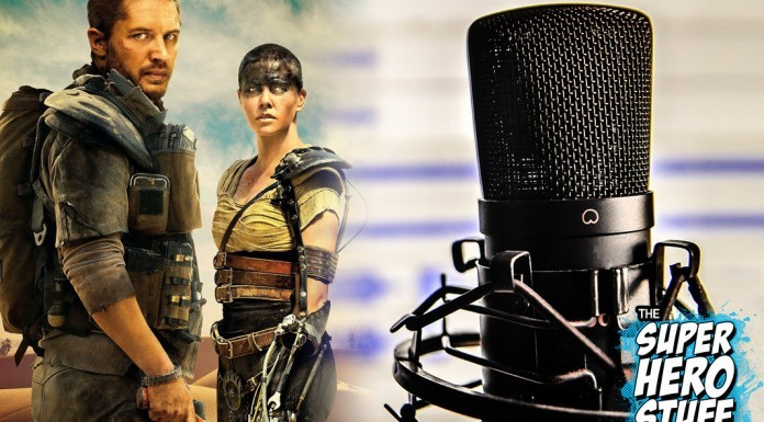 Mad Max Fury Road Podcast