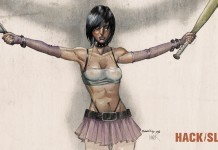 Hack/Slash Cover