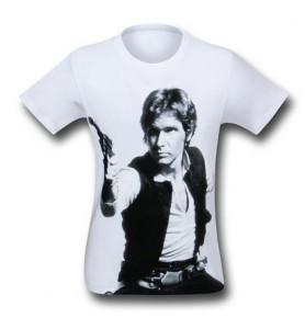 Han Solo Blaster Shirt