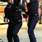 John Bernthal as the Punisher Action Shot