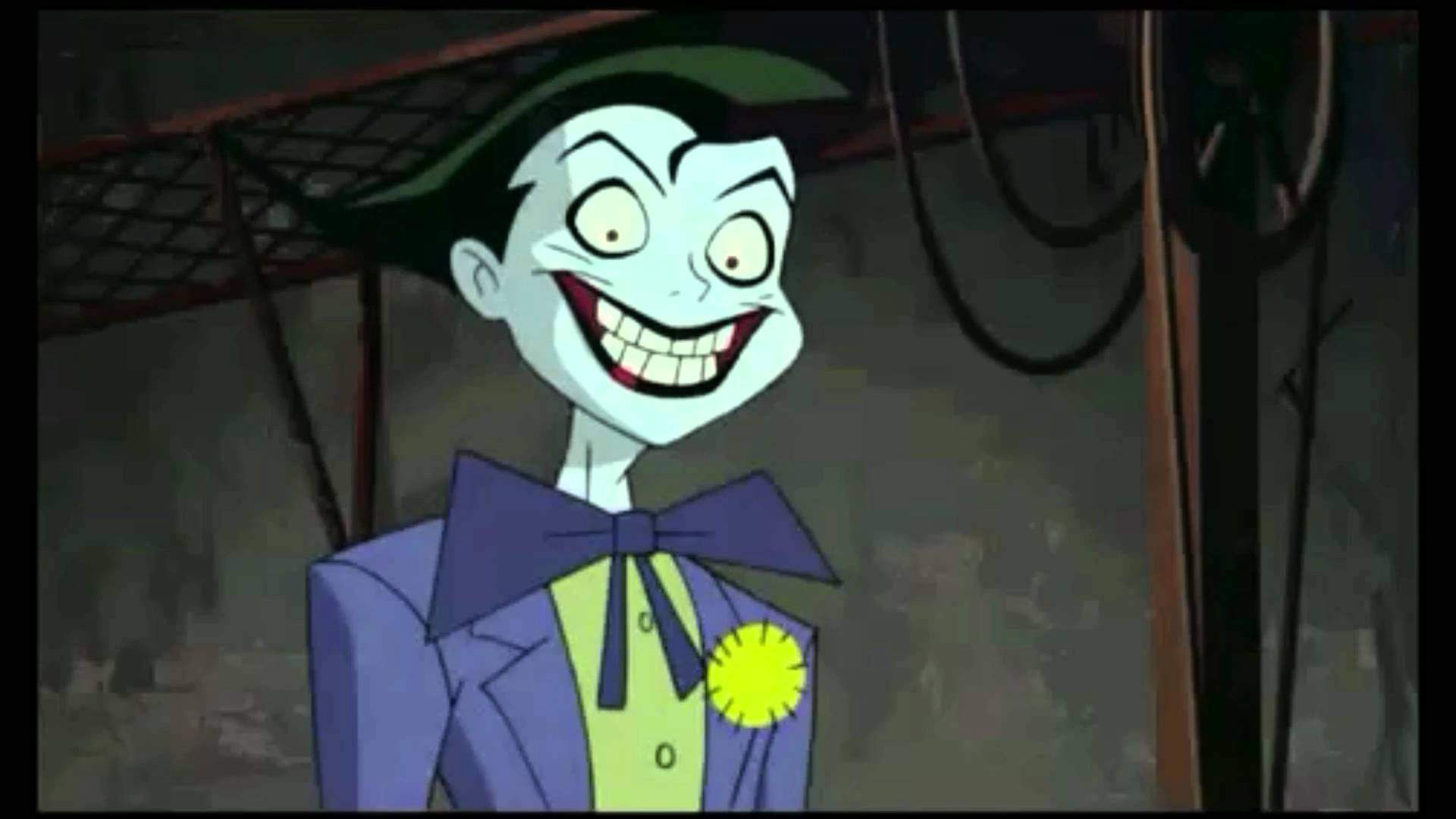 The Joker use to be a Robin?