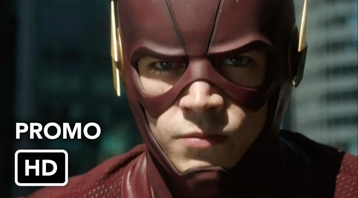 Flash Season 2 Promo