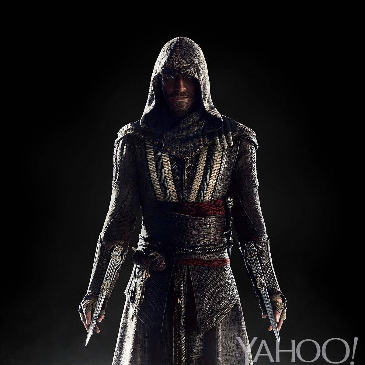 Michael Fassbender, Assassin.