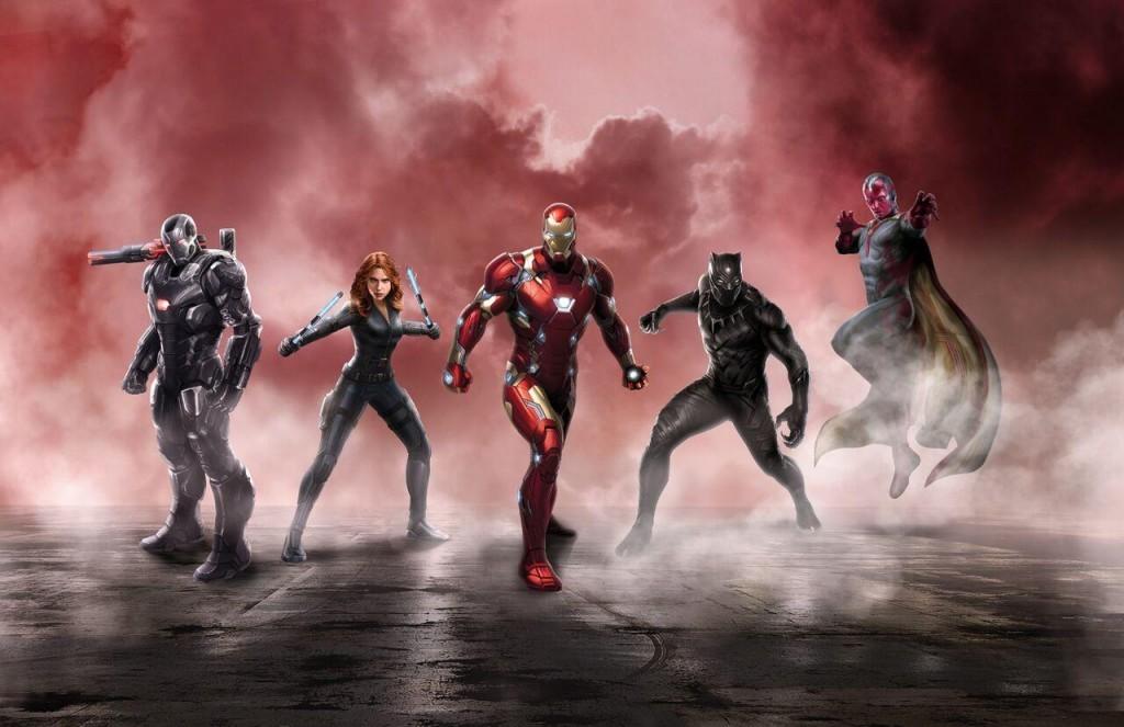 Stark Civil War Sides