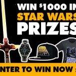Star Wars Contest