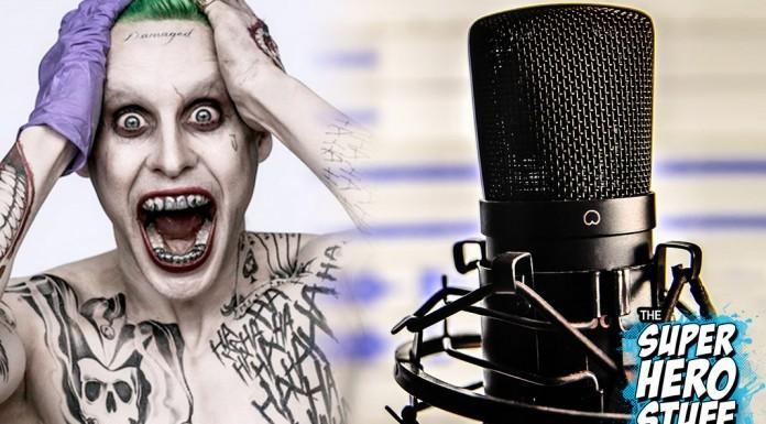 Suicide Squad Joker Podcast