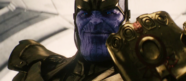 Thanos from Age of Ultron