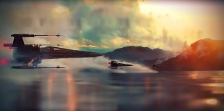 X-Wings take flight in this Star Wars Instagram Teaser