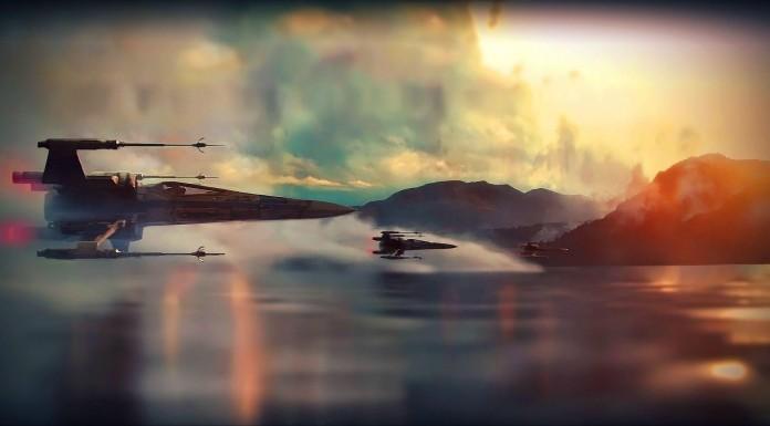 X-Wings take flight in this Star Wars Instagram Teaser