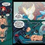 Cassandra Nova tortures Jean Grey