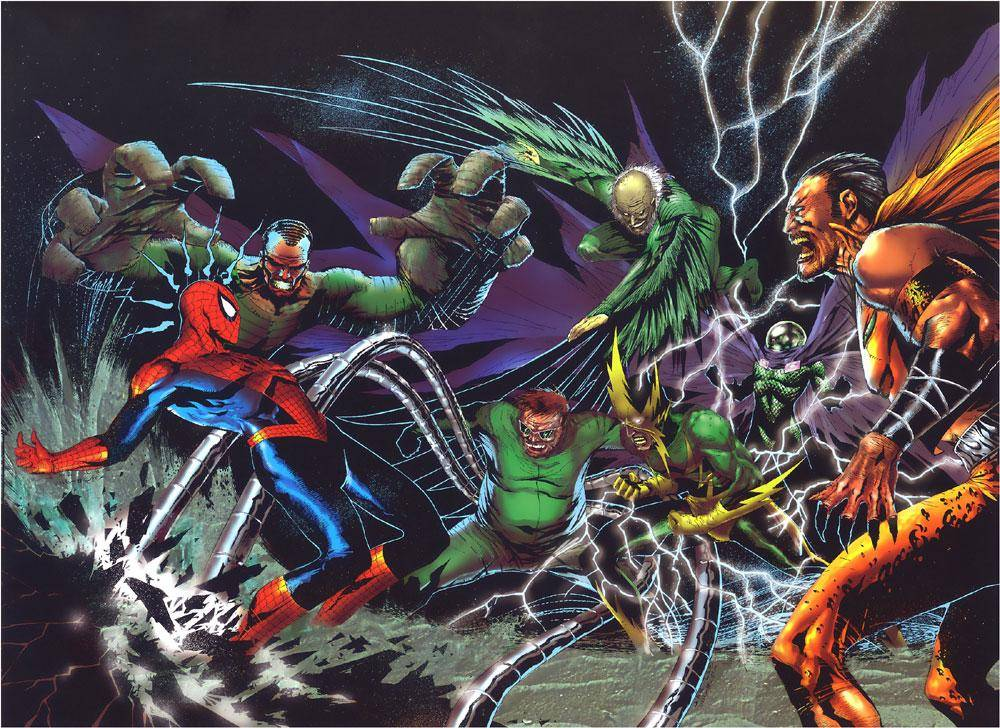 Drew Goddard on the Sinister Six