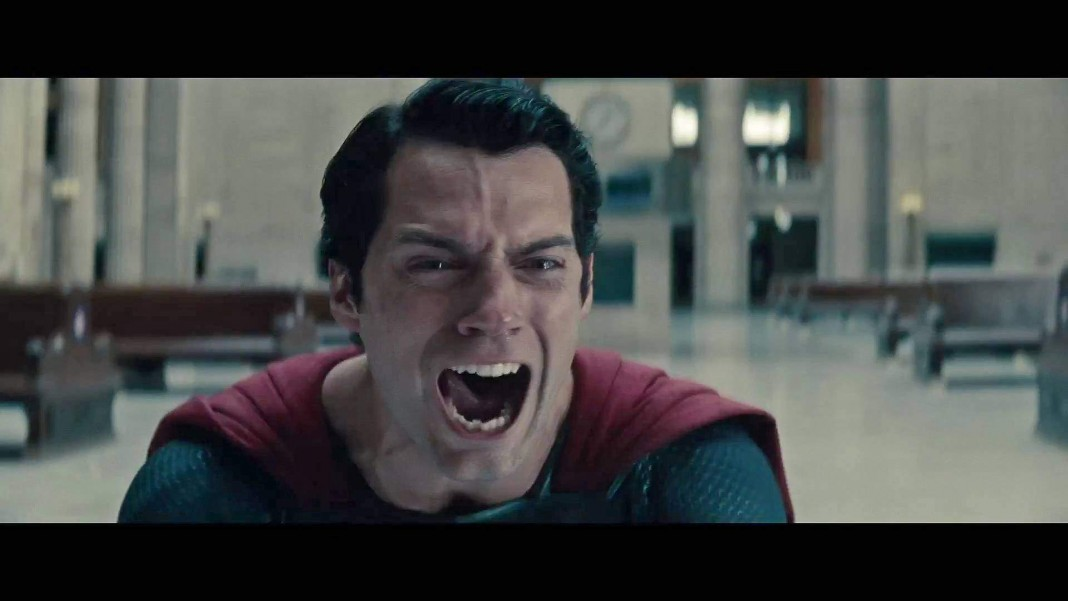 Superman is not happy due to new edits in Batman V Superman.
