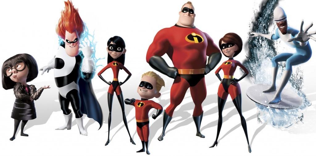 Incredibles 2 update!