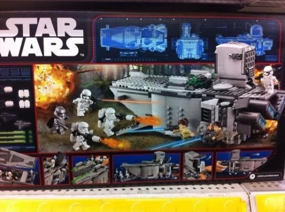 Star Wars Force Awakens Lego Set
