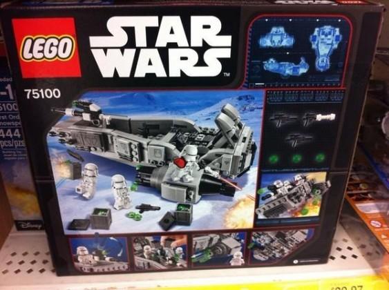 Force Awakens Lego Set