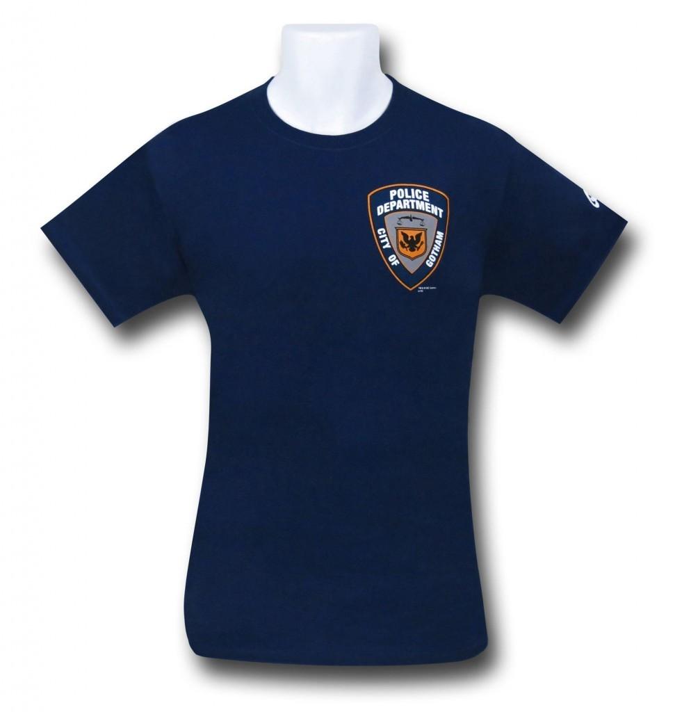 GCPD Shirt