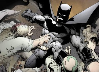 Court of Owls comes to Gotham